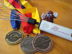 Science Olympiad Food Science Medals