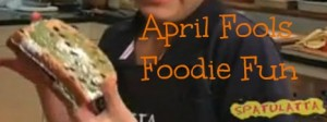 Food for April Fools Day from TheMakerMom.com