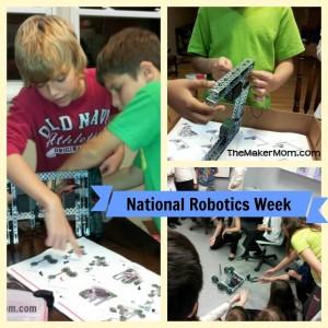 STEMchat National Robotics week
