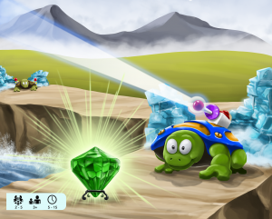 Robot Turtles Game that teaches programming basics to young children