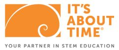 STEMchat sponsor It's About Time PBL for STEM