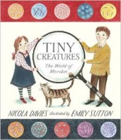 Tiny Creatures: Book about microbes for kids