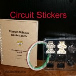 Circuit Stickers review from TheMakerMom.com