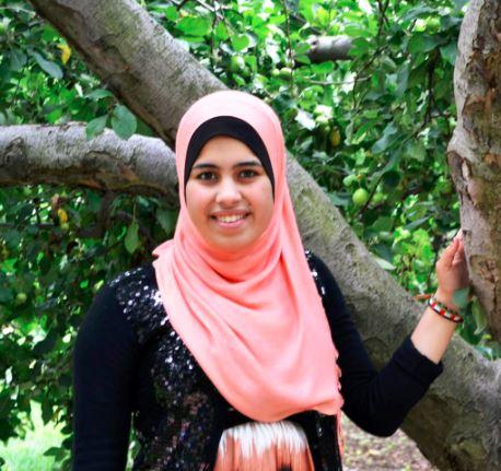 Siham Hussein, STEM Girl Friday