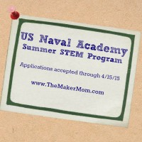 US Naval Academy Summer STEM camp
