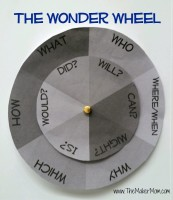 TheMakerMom.com's Wonder Wheel