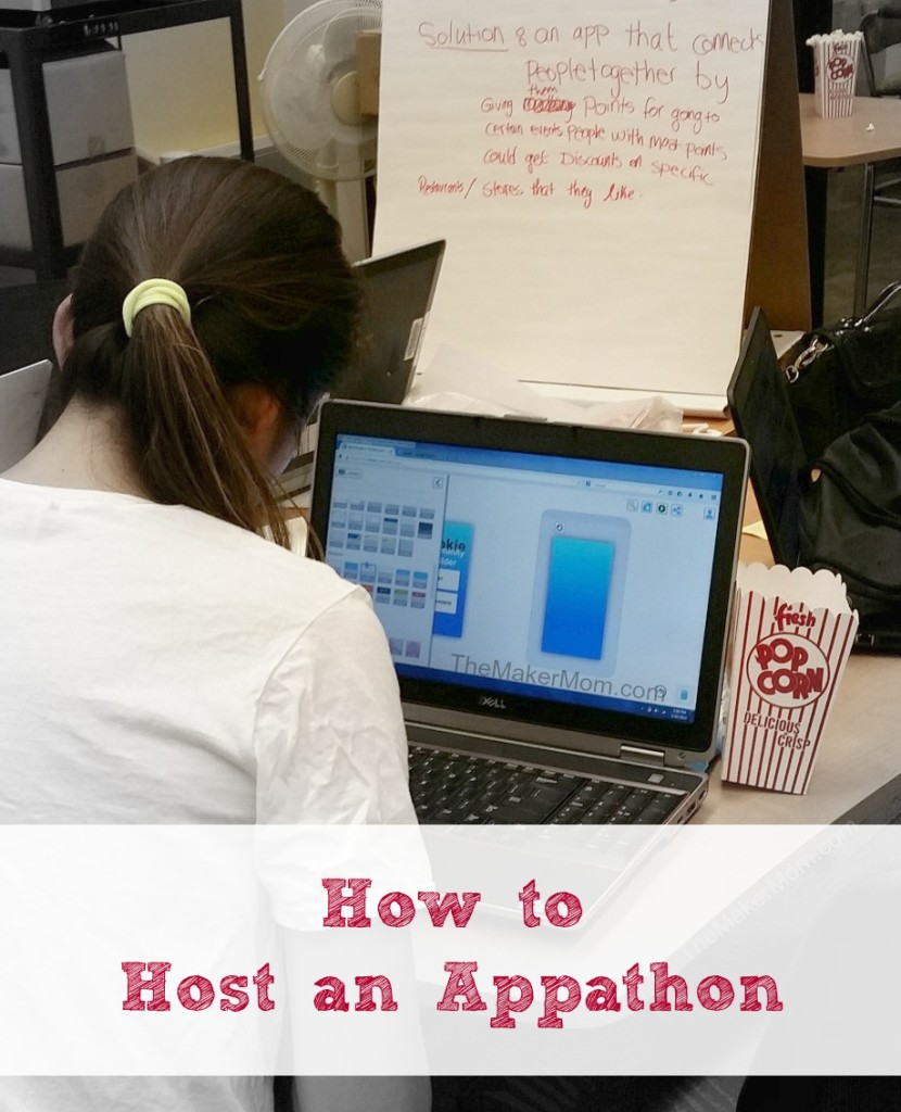 How to host an Appathon