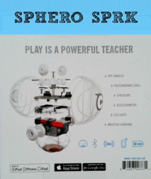 Sphero SPRK feasture