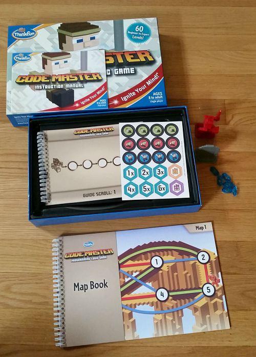 Code Master Game By Thinkfun The Maker Mom