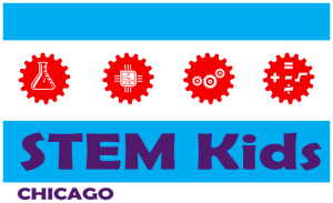 STEM Kids Chicago www.STEMKidsChicago.com. It's the hyperlocal companion site to www.TheMakerMom.com.