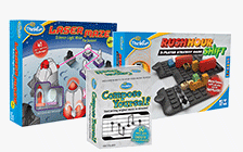 STEM Gifts are Smart Gifts: ThinkFun Games