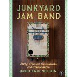 Books Make Great Gifts! Try Junkyard Jam Band for a musical maker on your gift list.