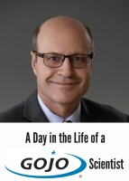 Meet Dr. Jim Arbogast and learn about his work as a Skin Care Scientist on www.TheMakerMom.com.