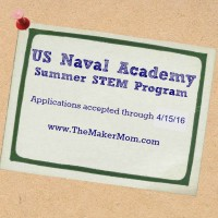 Learn about the USNA Summer STEM Camp at the US Naval Academy