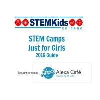 Girls-only STEM camps in Chicago