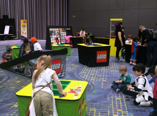 Don't miss these pro tips for surviving C2E2 with kids.