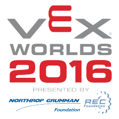 VEX Worlds international robotics competition 2016