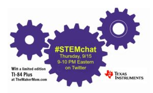 STEMchat with Texas Instruments 2016