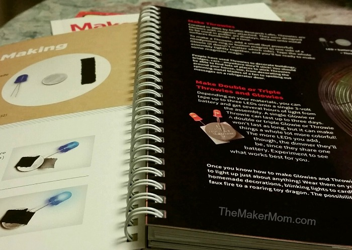 Make Publishers take their how-to book up a notch with higher quality paper, sharper images and a spiral spine.