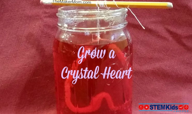 Grow a Crystal Heart
