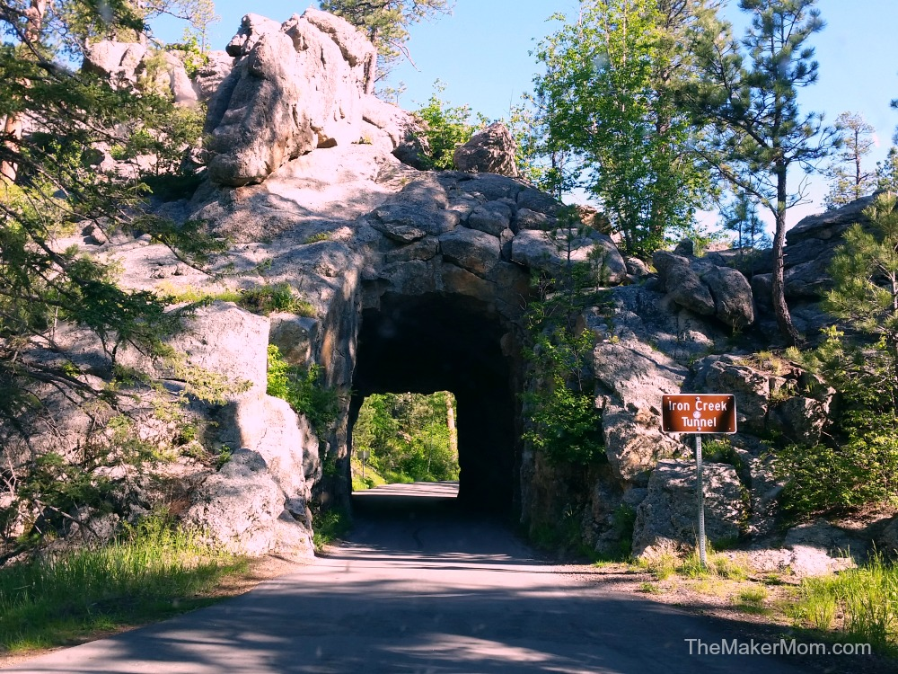 Needles Highway, Custer State Parkrk