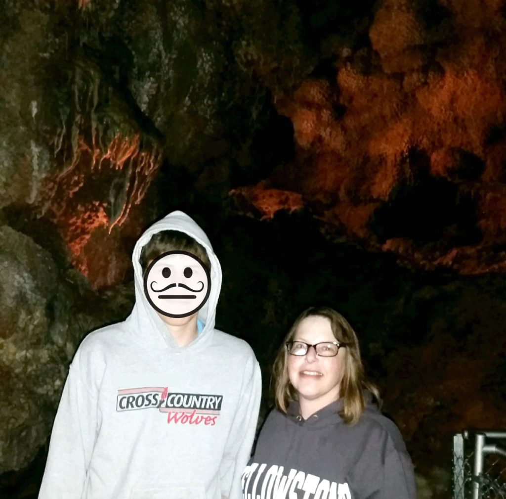 Jewel Cave is part of the Best Wild West Vacation itinerary