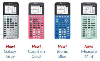 win a TI Calculator at STEMchat from sponsor Texas Instruments