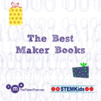 Maker books for kids and their parents