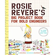 Rosie Revere Engineer project book