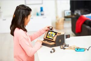 Nintendo Labo kits for Nintendo Switch allow for DIY fun!