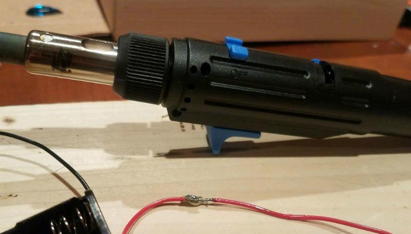 Bernzomatic ST500 Soldering Iron