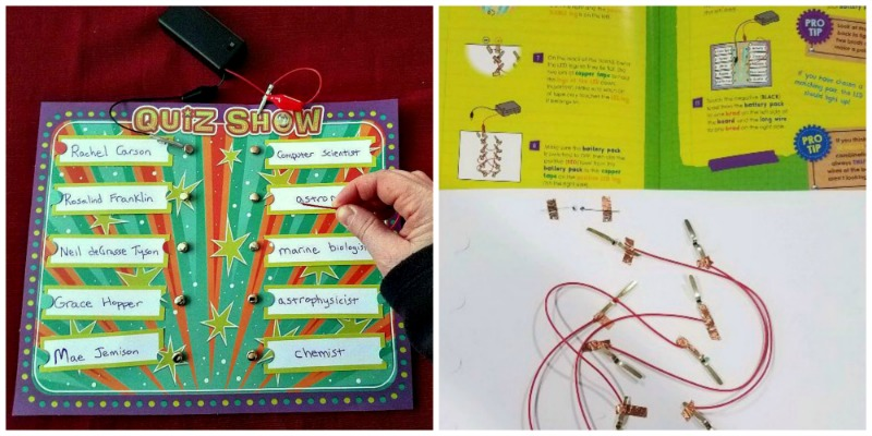 Strange Klutz Maker Lab Circuit Games Review The Maker Mom Wiring Digital Resources Timewpwclawcorpcom