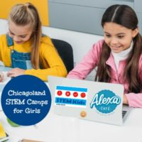 2019 STEM Camps for Girls in and near Chicago