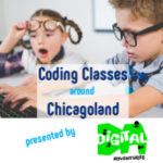 Coding Classes around Chicago for kids