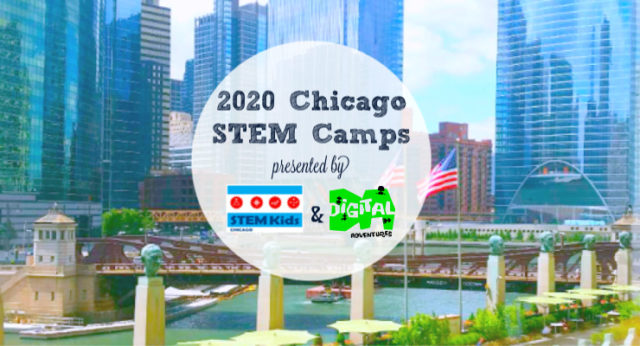 2020 list of STEM Summer Camps in the Chicago Metro Area